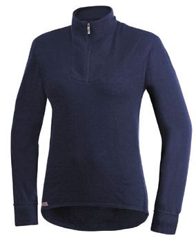 Woolpower Damen Herren Funktionsshirt Zip Turtleneck 200 – Bild 2