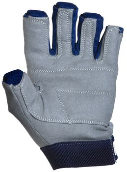 Dry Fashion Damen Herren Amara Mesh Segelhandschuhe 5 Finger frei Boot Segeln – Bild 2
