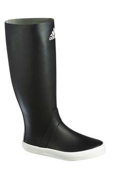 Adidas sailing  Damen Herren Gummistiefel Langschaft – Bild 1