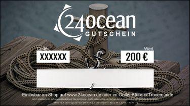 Geschenkgutschein 200 EUR