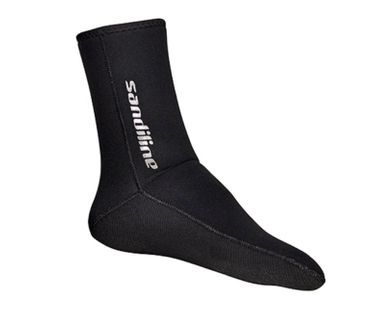Sandiline Damen Herren Neoprensocken 3 mm warm Segeln