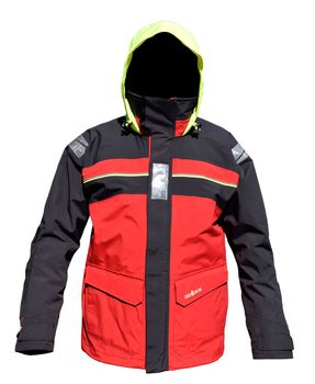 crazy4sailing Bergen Offshore Jacket – Bild 4