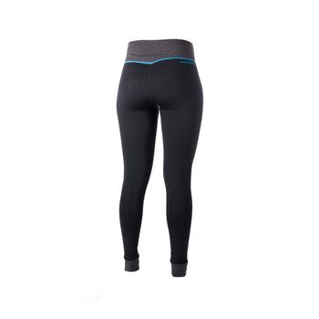 Magic Marine Damen Leggings Leggins lang Sport – Bild 2