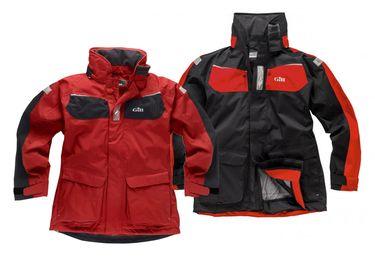 Gill Herren Segeljacke Coast Jacket Funktionsjacke Regenjacke – Bild 1