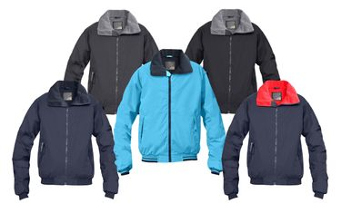 crazy4sailing Men's Snug Jacket Anholt – Bild 1