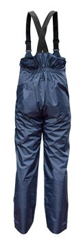 crazy4sailing Women's Men's Salopette Coastal Rain Pants Dungarees – Bild 3