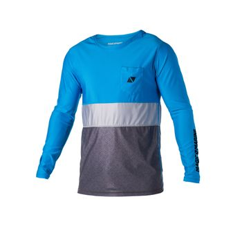 Magic Marine Herren Funktionsshirt langarm Cube Quickdry L/S  – Bild 3