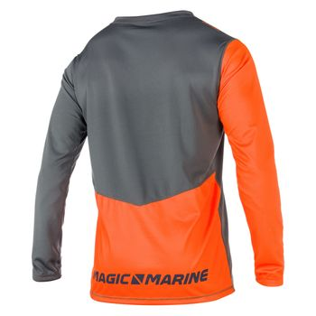 Magic Marine Herren Funktionsshirt langarm Cube Quickdry L/S  – Bild 6