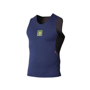 Mystic Herren Neopren Tanktop 1,5 mm ärmellos Shirt – Bild 1