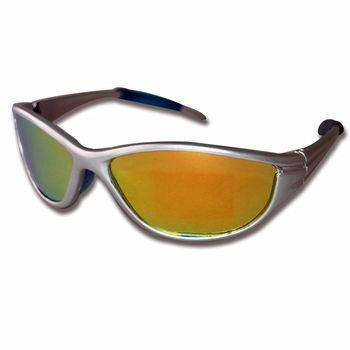 Navyline Sport Sonnenbrille mit polarisierenden & verspiegelten Gläsern