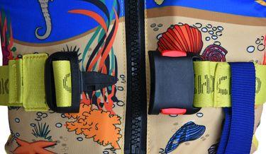 Lalizas Kinder Feststoff Rettungsweste Chico 150N Schwimmweste – Bild 5