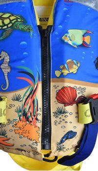 Lalizas Kinder Feststoff Rettungsweste Chico 150N Schwimmweste – Bild 6