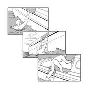 Lalizas Rettungsleiter mit 5 Stufen - Safe Up