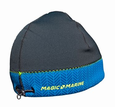 Magic Marine Damen Herren Neoprenmütze 2 mm warm Segeln Kiten – Bild 4