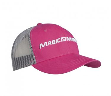 Magic Marine Damen Herren Schirmmütze Mesh Baseball Cap – Bild 3