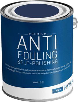 Bavaria Premium Antifouling selbst polierend 2,5 Liter – Bild 2
