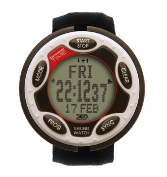 Optimum Time OS Series 14R Segeluhr Sportuhr USB – Bild 1