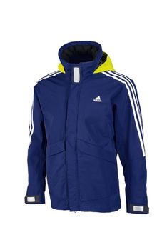 Adidas Sailing Unisex Funktionsjacke 2 Layer Long Jacket – Bild 1