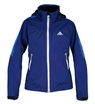 Adidas Damen Funktionsjacke 2 Layer Short – Bild 2