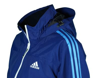 Adidas Damen Funktionsjacke 2 Layer Short – Bild 6