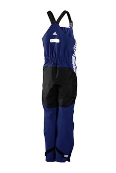 Adidas Sailing Segelhose Unisex 2 Layer High Bib – Bild 2