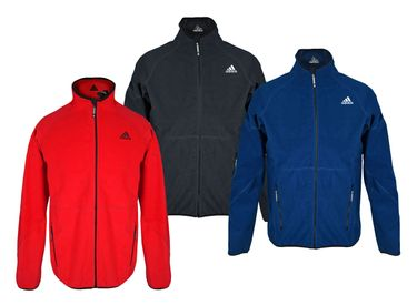 Adidas Sailing Herren Fleece Jacke Windproof – Bild 1
