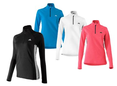 Adidas Sailing Damen Poloshirt 1/2 Zip Long Sleeve – Bild 1