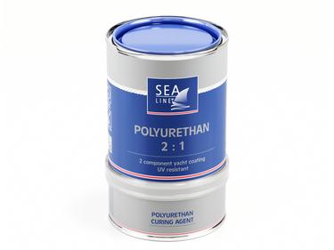 Sea-Line 2K Polyurethan Bootslack 0,75 l – Bild 7