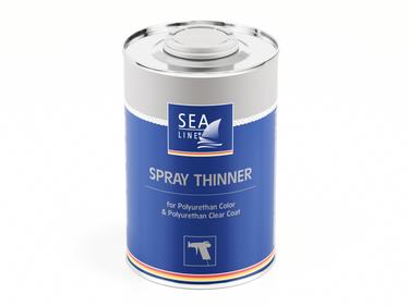 Sea-Line Polyurethan Verdünner für die Spritzverarbeitung 1 Liter