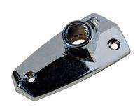 Osculati Kunststoff Flaggenstockhalter für Decksmontage - Ø 14 mm 001