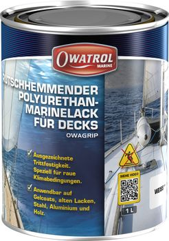 Owatrol Marine Owagrip 2,5 Liter