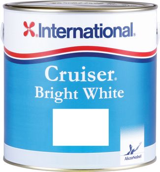International Cruiser Bright White 2,5 Liter – Bild 2