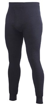 Woolpower Herren Funktionshose Long Johns with Fly 400 – Bild 2