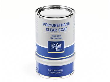Sea-Line Polyurethan Klarlack 15 Liter