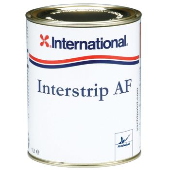 International Interstrip 1 Lt. / 2 Lt. Abbeizmittel für Antifouling von GFK