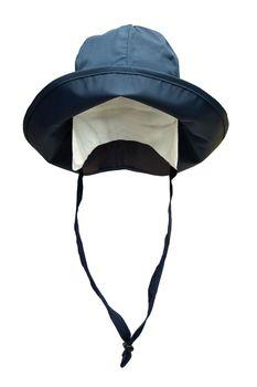 crazy4sailing Damen Herren Südwester Pro Regenhut Kopfbedeckung Hut – Bild 7