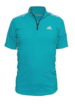 Adidas Sailing Herren Poloshirt 1/2 Zip Short Sleeve Men – Bild 2