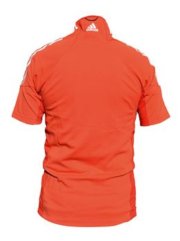Adidas Sailing Herren Poloshirt 1/2 Zip Short Sleeve Men – Bild 4