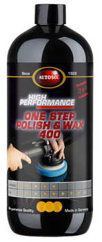 AUTOSOL® One Step Polish & Wax 1L