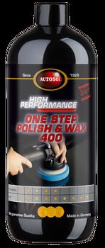 AUTOSOL® One Step Polish & Wax 1L