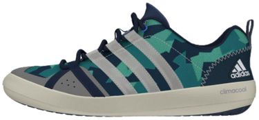 Adidas sailing Damen Herren Segelschuhe Camouflage Deckschuhe – Bild 5