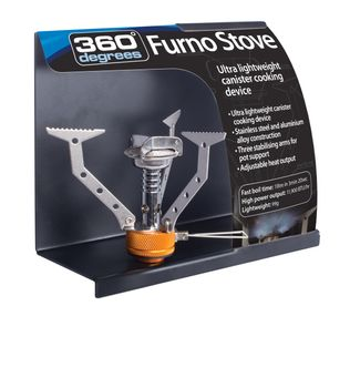 360° degrees Campinggaskocher Furno Stove – Bild 2