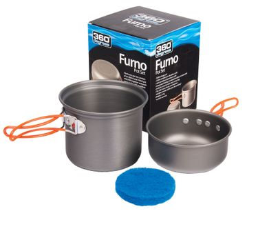 360° degrees Camping Topfset Furno Pot Set