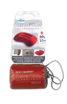 Sea to Summit Reisekissen Aeros Ultralight Pillow – Bild 2