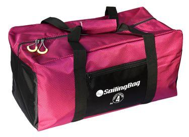 crazy4sailing Segeltasche mit Reißverschluss Sporttasche – Bild 4
