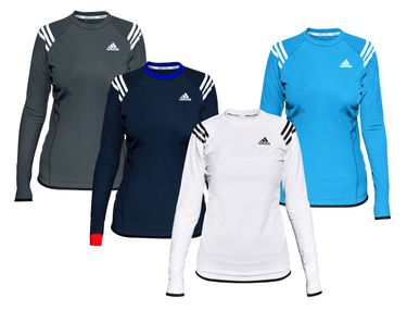 Adidas Damen Funktionsshirt Baltic Mid-Layer Top women – Bild 1