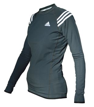 Adidas Damen Funktionsshirt Baltic Mid-Layer Top women – Bild 7