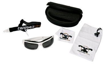 Triggnernaut Damen Herren Sonnenbrille Transmission Sportbrille – Bild 2