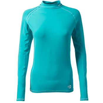 Gill Damen Shirt langarm Pro Rash Vest Long Sleeve 4430 – Bild 2