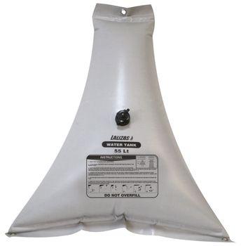 Lalizas/ Nuova Rade Flexibler Wassertank dreieckig
